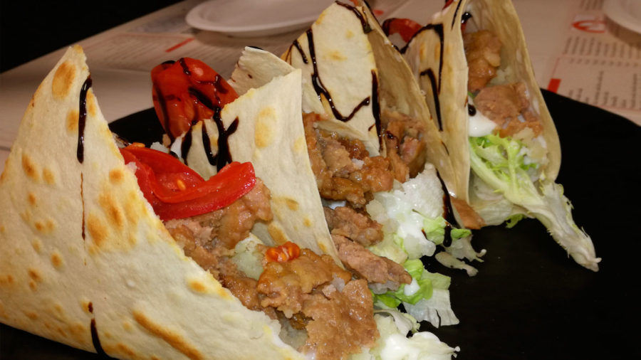 Tacos Romagnolo